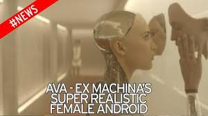 Ex Machina Asian Robot How Did Humanoid Robot Ava Come To Life In Ex Machina And