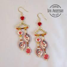 earrings for school 339 best trix accessori s handmade jewels images on