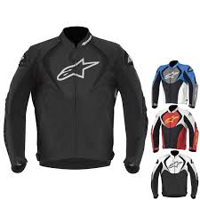 motorcycle racing jacket alpinestars jaws leather jacket amazon co uk car u0026 motorbike