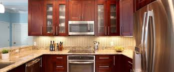 tampa kitchen cabinets granite countertops real wood