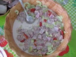 cuisine tahitienne traditionnelle tahiti mon amour recette du poisson cru au lait de coco te i a