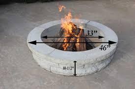 Concrete Firepits Concrete Pit Concrete Steps Product Categories