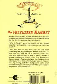 velveteen rabbit nursery buy the velveteen rabbit book online at low prices in india the
