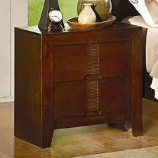 bamboo nightstands easy home concepts