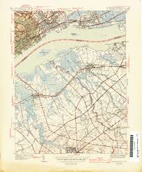 New Jersey Area Code Map Pennsylvania Historical Topographic Maps Perry Castañeda Map