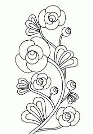 Flower Designs For Drawing 386 Best Trace Images On Pinterest Drawings Embroidery Patterns