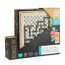 amazon com seedling design your own marble maze a diy virtual