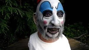 House 1000 Corpses Halloween Costumes Captain Spaulding