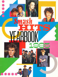 yearbook uk magazine 1984 12 31 eurythmics uk smash hits year book