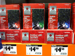 outdoor strobe light halloween home depot led outdoor spot lights christmas lights on channel dr
