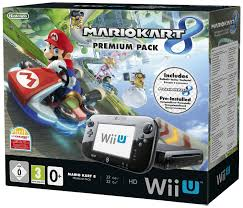 super smash bros wii u black friday amazon nintendo wii u 32gb mario kart 8 and splatoon premium pack black
