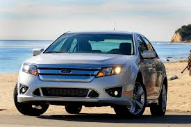 types of ford fusions 2011 ford fusion overview cars com