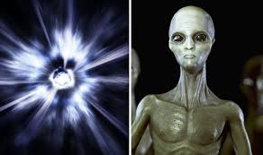 travel shock claim from the year 2030 says aliens become