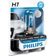 le h7 55w buy philips whitevision h7 55w halogen l louis moto