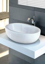 mensola lavabo da appoggio lavabi sospesi a colonna da appoggio cose di casa