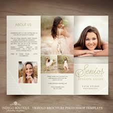 welcome brochure template photography trifold brochure template client welcome guide