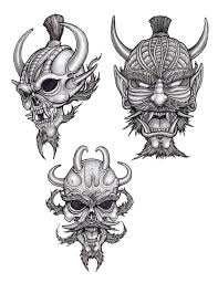 mask designs elaxsir