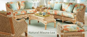 Living Room Wicker Furniture Sunroom Furniture Indoor Rattan Wicker Furniture