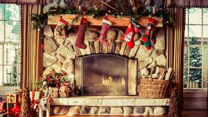 cozy knit christmas stockings southern living