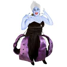 Witch Halloween Costumes Adults Ursula Sea Witch Costume Sea Witch Scary Witches
