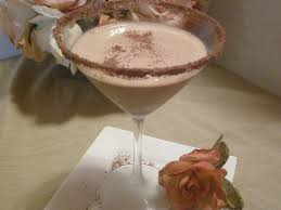 chocolate martini hungry couple creamy dreamy chocolate martini