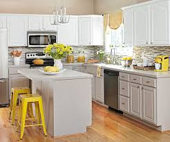 can you paint kitchen cabinets genius tips for painting kitchen cabinets better homes gardens