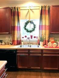 Yellow Kitchen Curtains Valances Yellow Kitchen Curtains Coastal Kitchen Curtains Medium Size Of