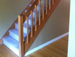 Replacement Stair Banisters Don Yacovella Stairs Railings And Banister Restorations