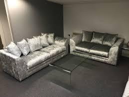 sofa velvet settee crushed velvet couch velvet tufted couch