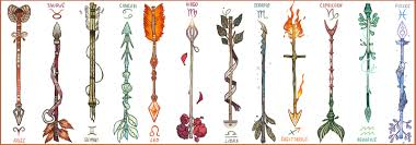 zodiac arrows by picolo kun on deviantart