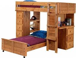 l shaped futon roselawnlutheran bunk bed with futon on bottom