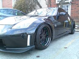 matte blue nissan 350z official avant garde forged thread my350z com nissan 350z and