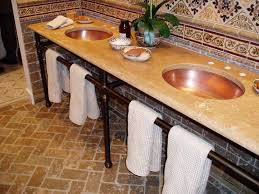 unique bathroom sinks and vanities decorating clear