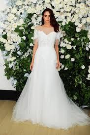 wedding dress for big arms 10 wedding gowns meghan markle should wear from bridal fashion week