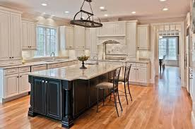 white kitchen with black island white cabinets black island dsellman site