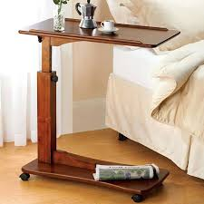 c table with wheels side table bedside laptop table best bedside laptop table