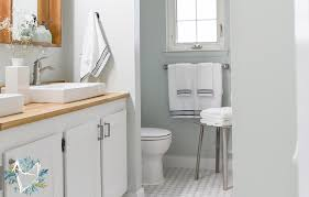 Modern Farmhouse Bathroom These Tips For Renovating A Bathroom Will Save You Thousands