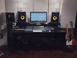 Studio Monitor Desk by Post A Pic Of Your Studio Page 12 Reasontalk Com