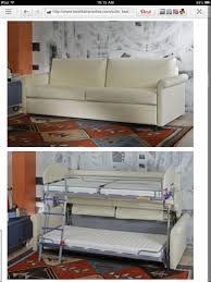 Sofa Bunk Bed Fold Up Sofa Bunk Beds Thecreativescientist