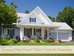 buying a new home better check the basement homes com