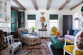 living room maximalist living room in millbrook ny by nick
