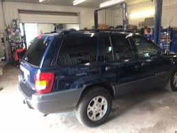 2001 jeep grand laredo gas mileage 2001 jeep grand 4dr laredo 4wd suv in falls mn