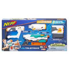 nerf terrascout nerf modulus tri strike blaster toy walmart canada