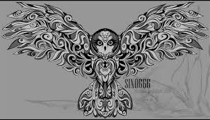 owl by sino666 on deviantart