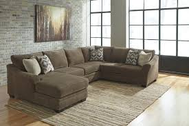 Left Facing Sectional Sofa by Justyna Teak Left Facing Corner Chaise W Armless Loveseat And