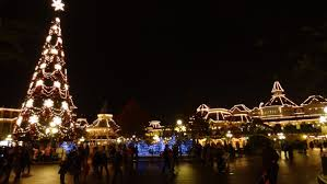 christmas tree lighting ceremony 2012 at disneyland paris youtube