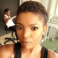 low cuts with natural hair female entertainers who look gorgeous rocking low cut latest