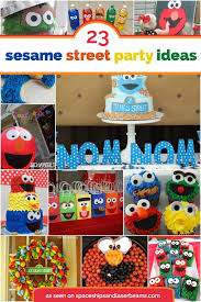 sesame birthday 23 sensational sesame party ideas spaceships and laser beams