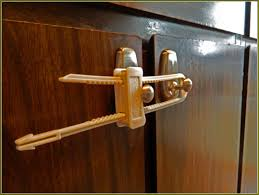 child proof cabinet locks without screws baby proofing cabinets without screws best cabinets decoration