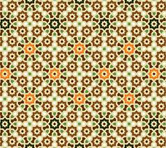 free vector islamic pattern